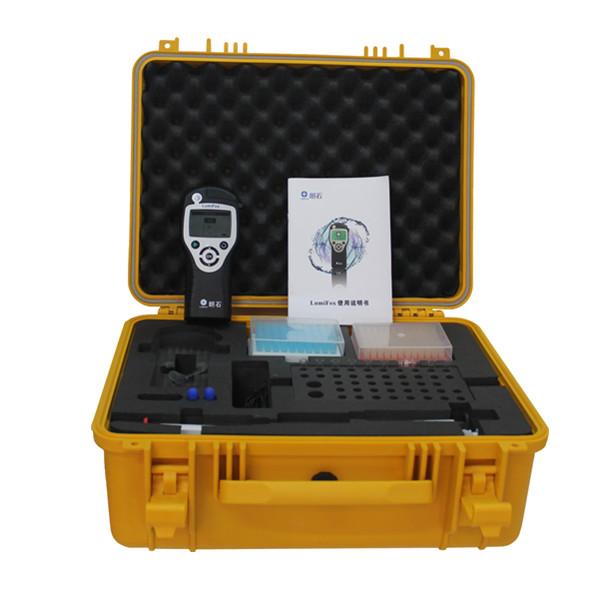 LumiFox 2000手持式发光细菌毒性检测仪在自来水检测中的应用